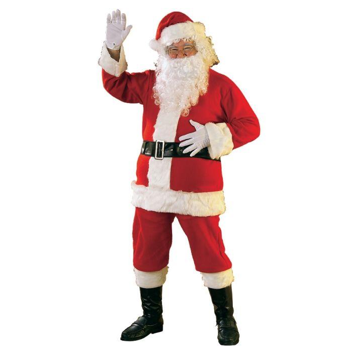 Costume Babbo Natale.Costume Babbo Natale Originale Vestito Da Babbo Natale